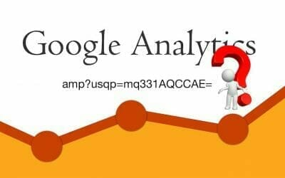 ¿Qué es usqp=mq331AQCCAE= en Google Analytics?