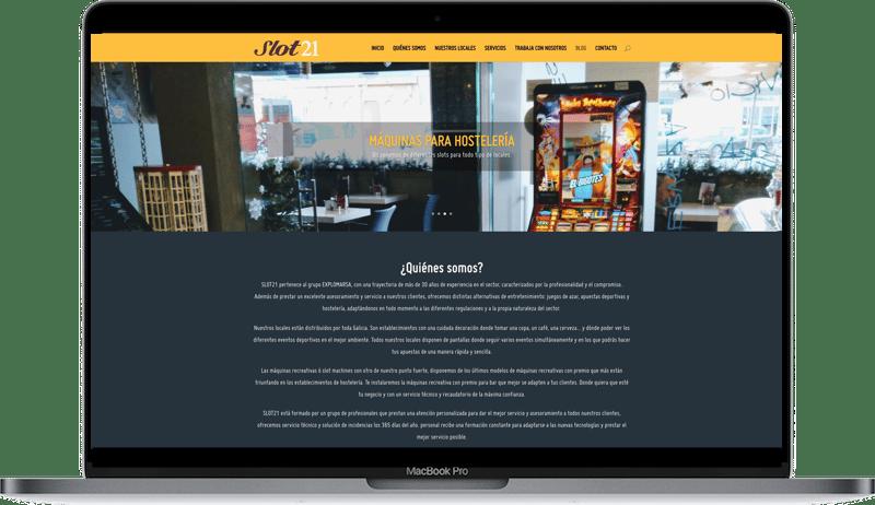 Web de Slot21
