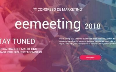 7º Congreso de Marketing eemeeting 2018
