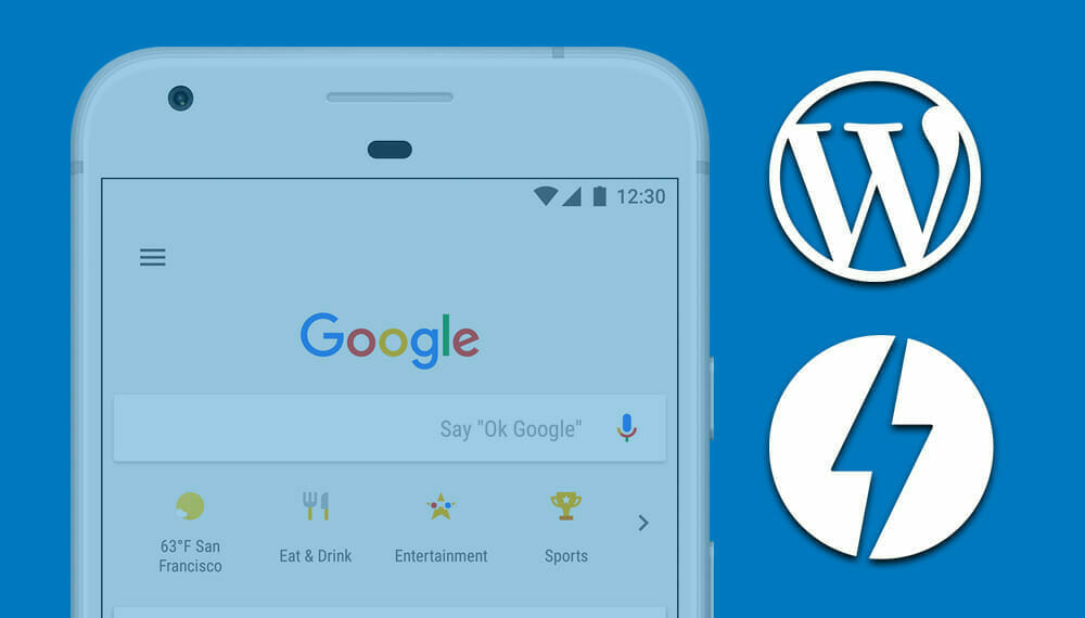Cómo configurar AMP en WordPress + AdSense y Analytics (2018)